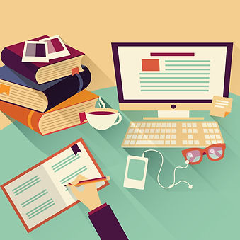 atelier écriture en ligne - La Luciole É