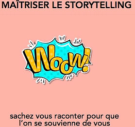 storytelling écriture Montpellier format