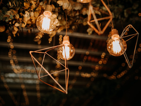 SHAPE YOUR WEDDING WITH GEOMETRIC SHAPES