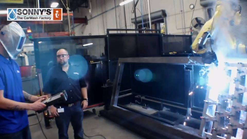 MAN vs ROBOT   Episode 1: The People of Manufacturing