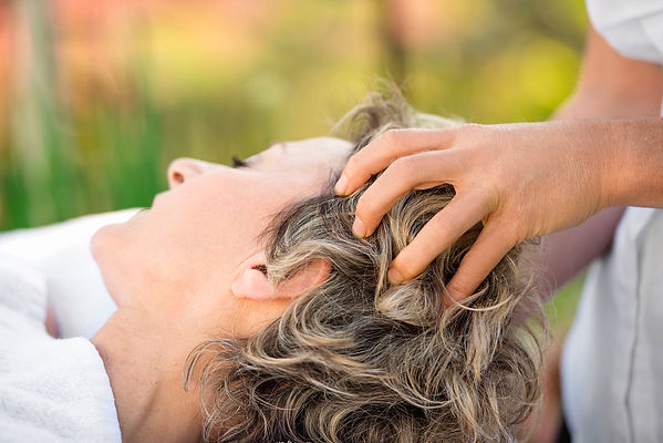 Head Massage - Byron Bay Mobile Massage