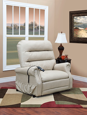 3653 Bariatric Lift Recliner