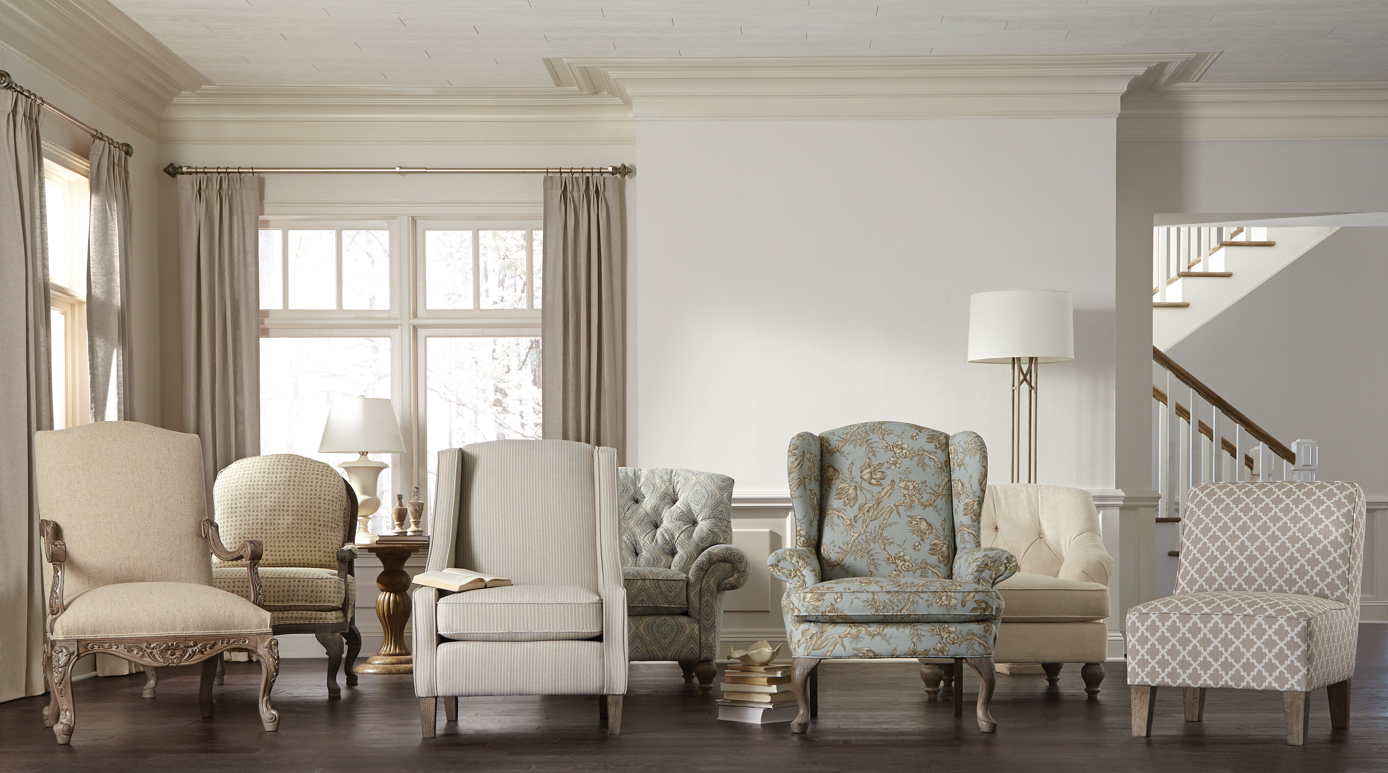 Acapulco chair living room - Best Home Furnishings
