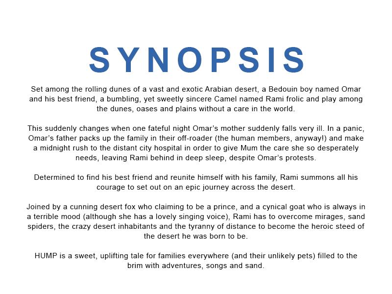 HUMP SYNOPSIS