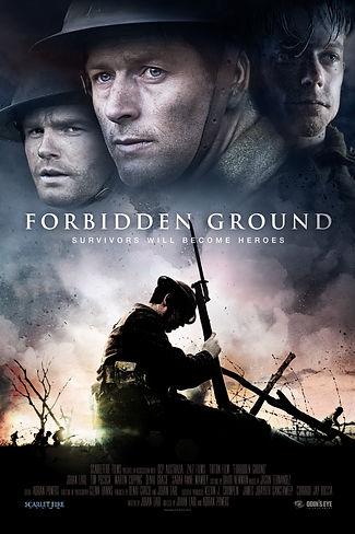 FORBIDDEN GROUND-24X36 POSTER_2013update