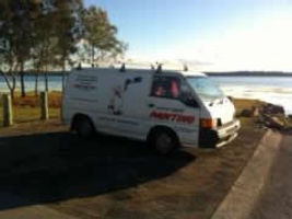 Painter Central Coast