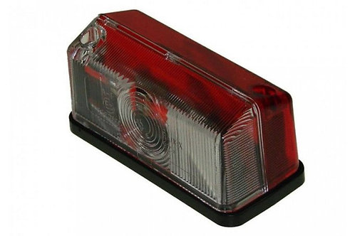 Radex Side marker lamp red and white