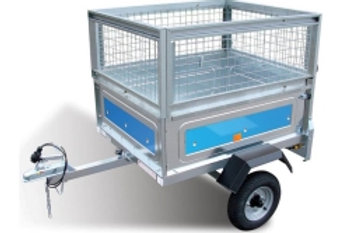 High side mesh extension kit for MP6812 trailer