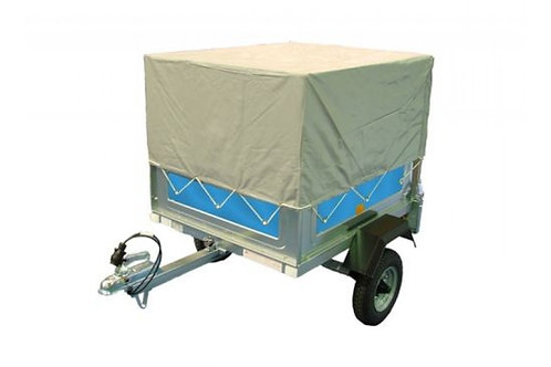 High side cover kit for MP6812 trailer with mesh sides