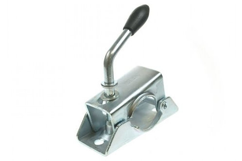 Pressed Steel Clamp for 48mm tube jockeys and props
