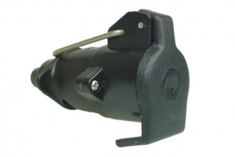 7 pin 12n in-line towing socket