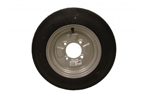 400 x 10 wheel and tyre. Spare for MP6815 Maypole Trailer