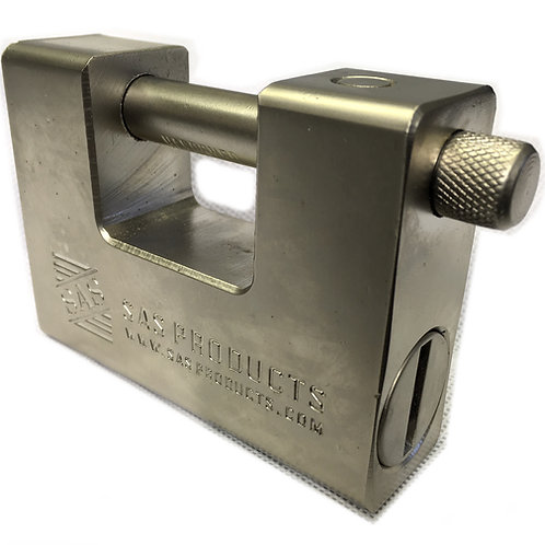 SAS C-Type Armour Plated Padlock
