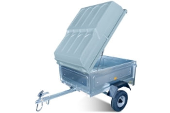 Lockable Lid to suit MP6812 Maypole Trailer
