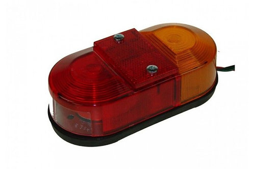 Britax Rubber Backed Trailer Lamp Unit