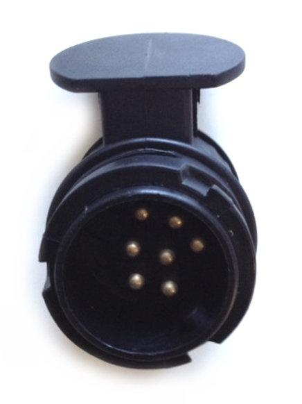 13 pin to 7 pin socket adapter