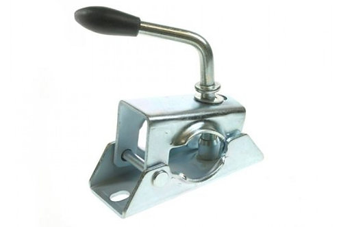Pressed Steel Clamp for 42mm tube jockeys and props