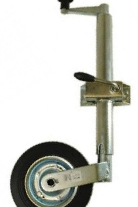 42mm Standard Duty Jockey Wheel with Clamp