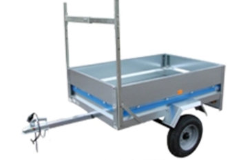 Ladder rack to suit maypole / erde trailers