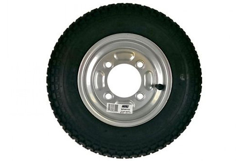 "3.50 x 8"" wheel and tyre 115mm pcd"