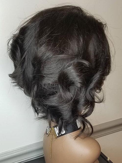 Full Lace Customized Wig Units