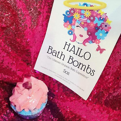 Crazy in Love W/ U Bath bomb!