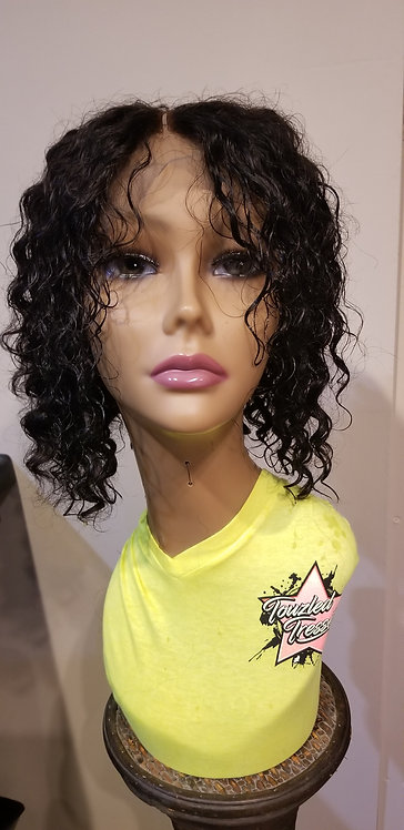 10in Curly  Wig