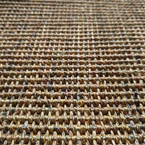 Tobacco Sisal Extra-small weave