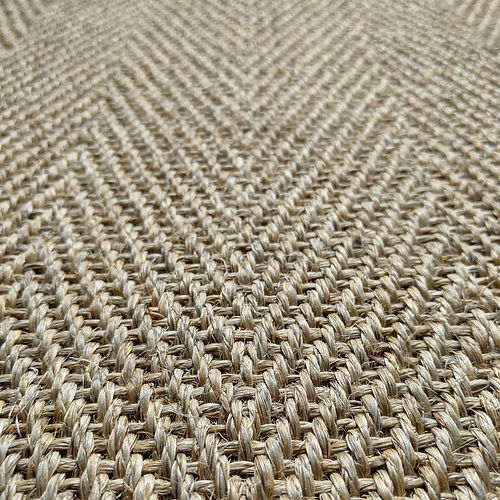 Pyramid Sisal Flat weave
