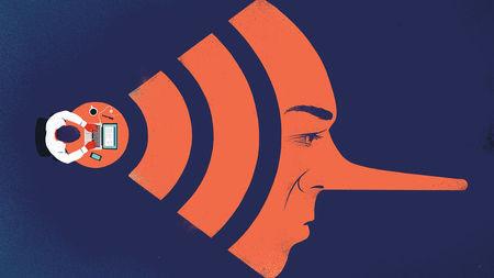 Le testimonianze Fake scritte dalle stesse agenzie  sottovalutando  l'intelligenza del pubblico.