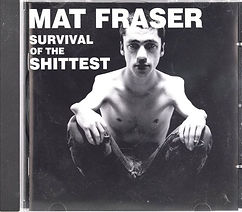 Mat Fraser, Survival of the Shittiest.jp