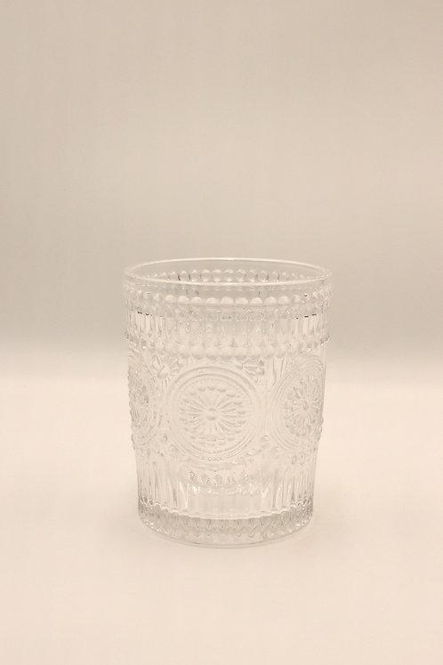 Sun Flower Glass