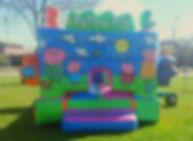 Inflable para Jardín Infantil