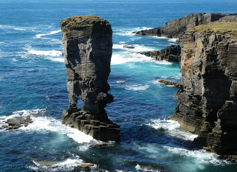 Yesnaby Head, Orkney - Sheila Mather
