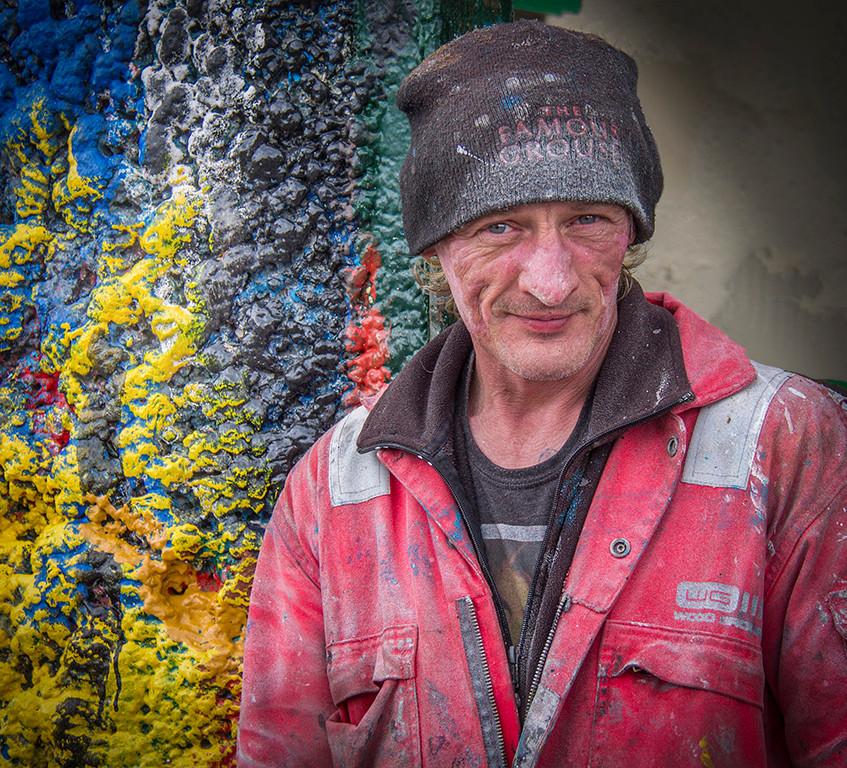 Boat Painter