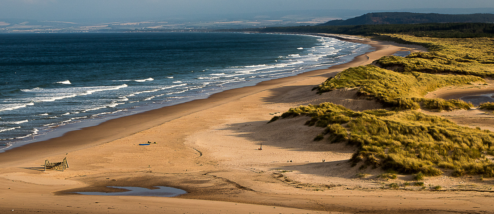 Lossie East Beach