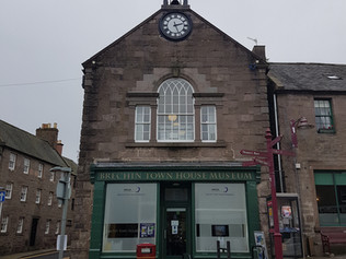 Solo Exhibition-Brechin Town House Museum