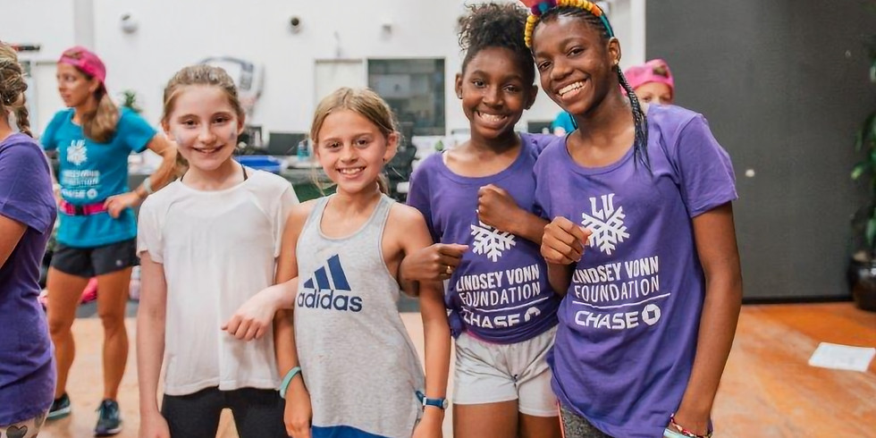 Lindsey Vonn Foundation #STRONGgoals Virtual Event Presented by Chase