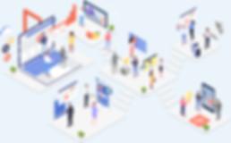 NBCは、Webマーケティングを駆使して貴社の事業成長をご支援します。  