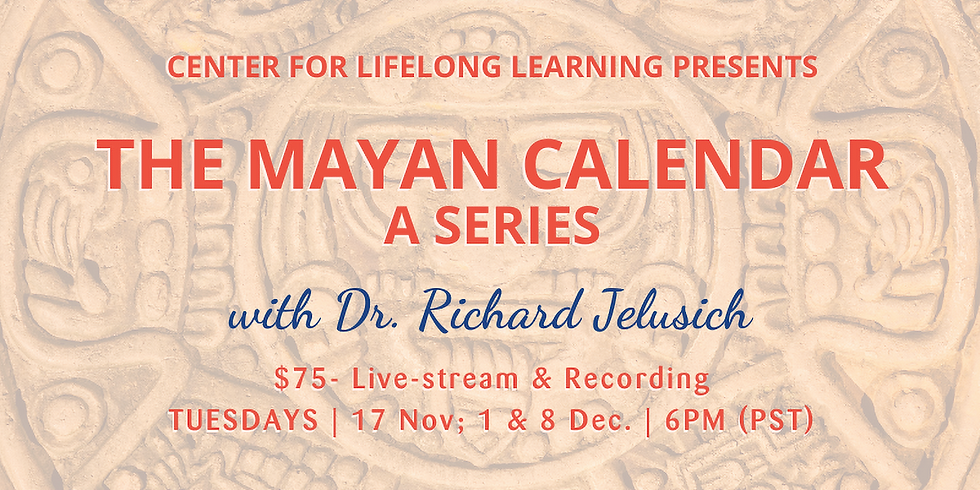 Mayan Calendar Series