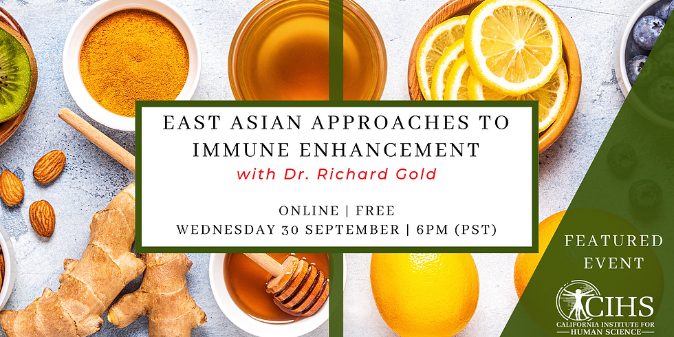 East Asian Approaches to Immune Enhancement