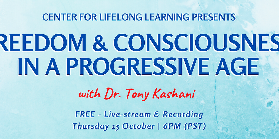 FREE: Freedom and Consciousness in a Progressive Age