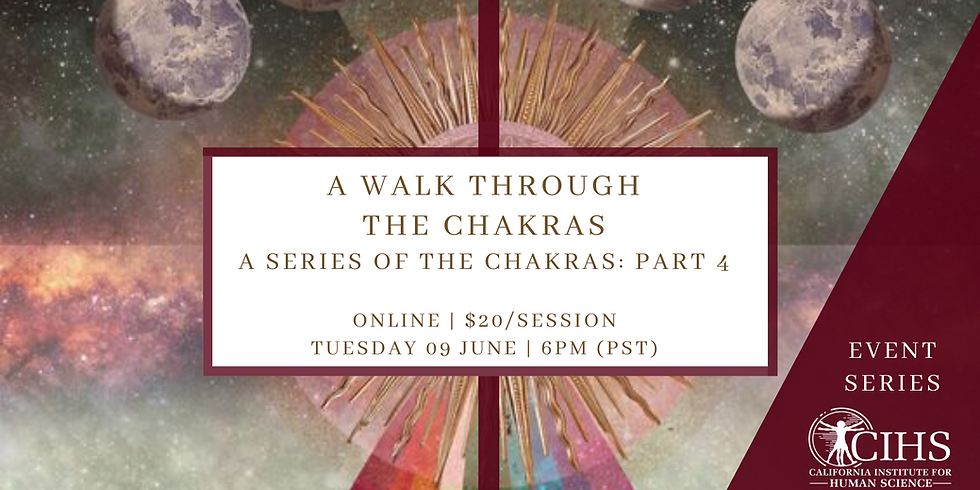 Chakra Series Part 4: A Walk through the Chakras