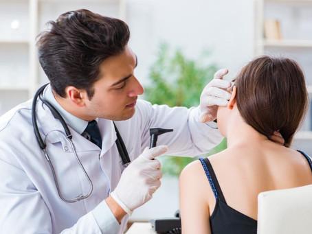 Quando eu devo procurar um otorrinolaringologista?