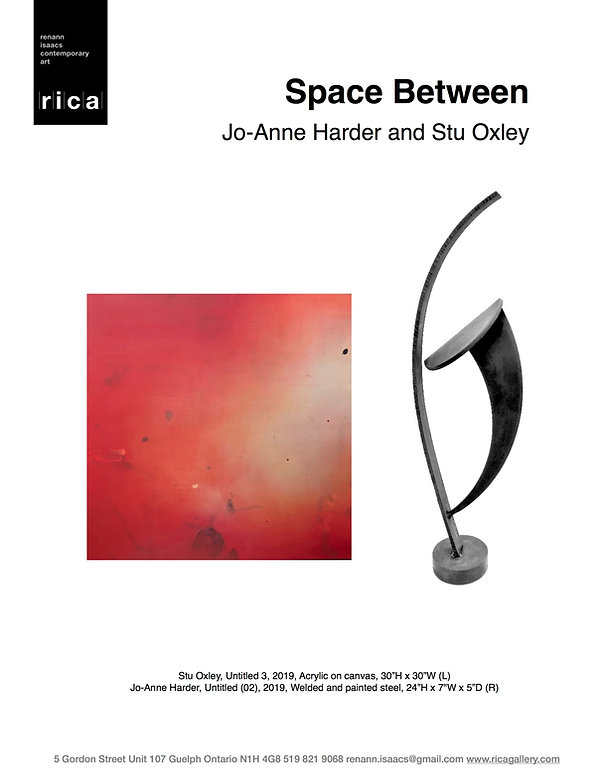 R.I.C.A. - Space Between - Stu Oxley and