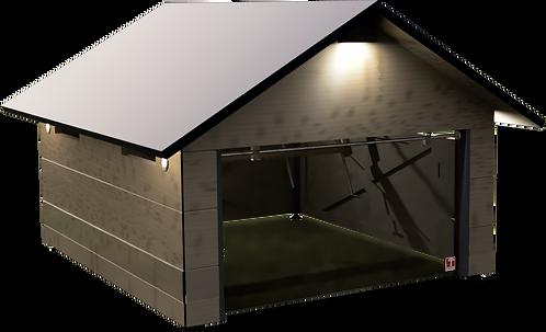 Garage pour la tondeuse robot Automower Gardena