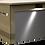 Mähroboter Garage für Automower 435X und 535X AWD. Optimaler Schutz. Mit Tor. Wartungsfrei. Bausatz