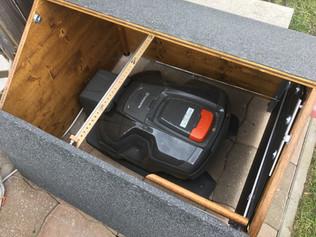 Mährobotergarage für Automower 315