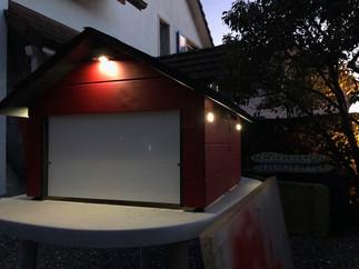 Mähroboter Garage für Automower 315