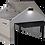 Mähroboter Garage Automower 435X und 535X AWD. Optimaler Schutz. Mit Tor. Wartungsfrei. Bausatz zum selber streichen
